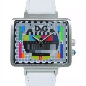 Dolce and Gabbana Retro Watch